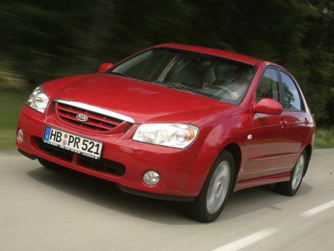 Kia Cerato (LD) 03.2004 - 09.2008