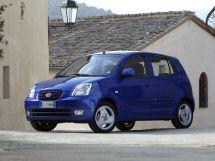 Kia Picanto 2003, хэтчбек 5 дв., 1 поколение, SA
