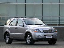Kia Sorento рестайлинг, 1 поколение, 04.2006 - 04.2009, Джип/SUV 5 дв.