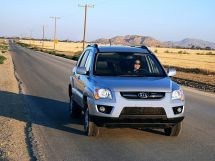 Kia Sportage 2-й рестайлинг, 2 поколение, 04.2008 - 07.2010, Джип/SUV 5 дв.