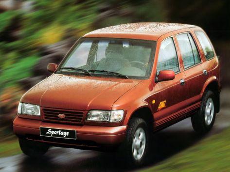 Kia Sportage (JA) 07.1993 - 06.1998