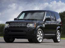 Land Rover Discovery 2009, джип/suv 5 дв., 4 поколение, L319