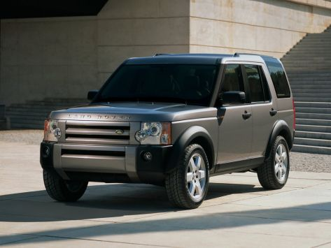 Land Rover Discovery (L319) 10.2004 - 09.2009