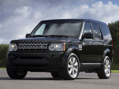 Land Rover Discovery (L319) 10.2009 - 09.2013
