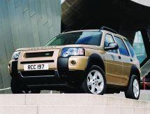 Land Rover Freelander рестайлинг 2003, джип/suv 5 дв., 1 поколение, L314