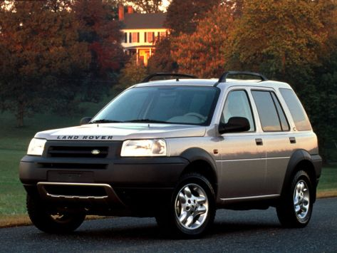 Land Rover Freelander (L314) 10.1997 - 01.2003
