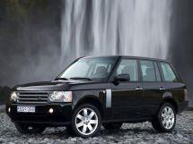 Land Rover Range Rover рестайлинг 2005, джип/suv 5 дв., 3 поколение, L322