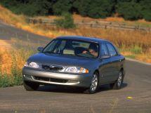 Mazda 626 1997, седан, 6 поколение, GF