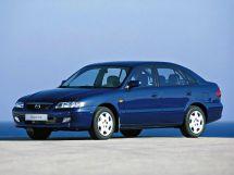 Mazda 626 рестайлинг 1999, лифтбек, 6 поколение, GF