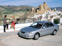 Mazda 626 рестайлинг 1999, седан, 5 поколение, GF