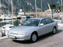 Mazda 626 1991, лифтбек, 4 поколение, GE