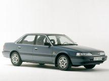 Mazda 626 1987, седан, 3 поколение, GD