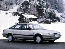 Mazda 626 1987, лифтбек, 3 поколение, GD