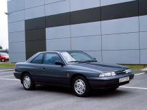 Mazda 626 1987, купе, 3 поколение, GD