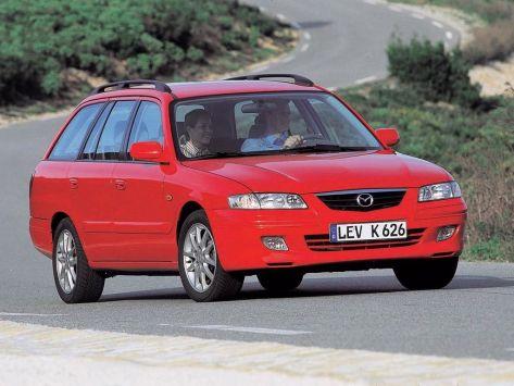 Mazda 626 (GW) 12.1999 - 09.2002