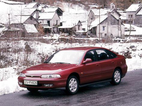 Mazda 626 (GE) 08.1991 - 04.1997