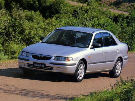 Mazda 626 (GF) 04.1997 - 09.1999