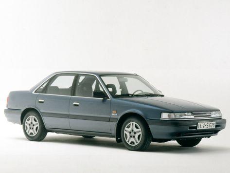 Mazda 626 (GD) 05.1987 - 07.1991