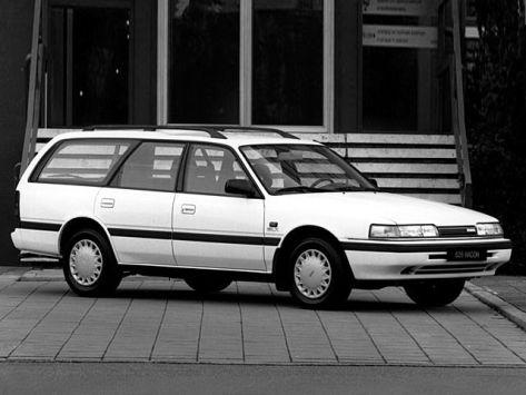 Mazda 626 (GV) 05.1987 - 06.1992
