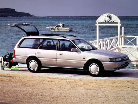 Mazda 626 (GV) 06.1992 - 07.1997