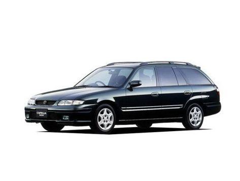Mazda Capella GW
