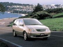 Mazda MPV 1999, минивэн, 2 поколение, LW
