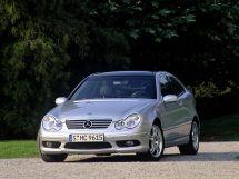 Mercedes-Benz C-Class 2 поколение, 10.2000 - 03.2004, Купе