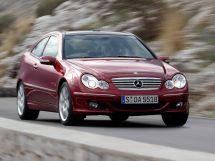 Mercedes-Benz C-Class рестайлинг, 2 поколение, 04.2004 - 03.2008, Купе