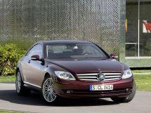Mercedes-Benz CL-Class 2006, купе, 3 поколение, C216