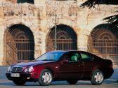 Mercedes-Benz CLK-Class W208