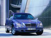 Mercedes-Benz CLK-Class A208