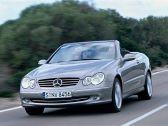 Mercedes-Benz CLK-Class A209