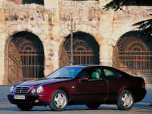 Mercedes-Benz CLK-Class 1997, купе, 1 поколение, W208