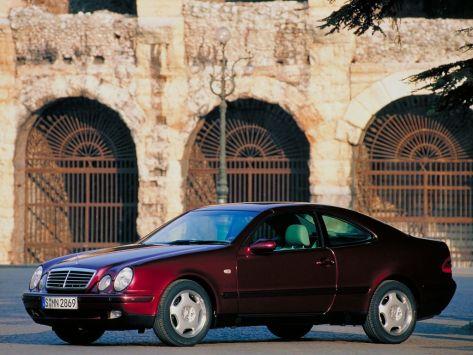 Mercedes-Benz CLK-Class (C208) 06.1997 - 10.2002