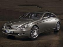 Mercedes-Benz CLS-Class 2004, седан, 1 поколение, C219
