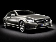 Mercedes-Benz CLS-Class 2010, седан, 2 поколение, C218