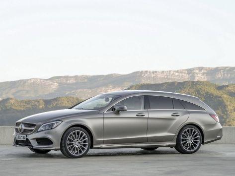 Mercedes-Benz CLS-Class (X218) 08.2014 - 04.2017