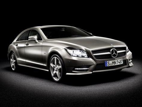 Mercedes-Benz CLS-Class (C218) 10.2010 - 07.2014