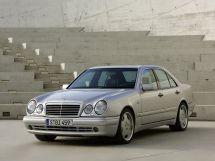 Mercedes-Benz E-Class 1995, седан, 2 поколение, W210
