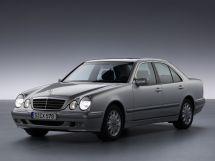 Mercedes-Benz E-Class рестайлинг 1999, седан, 2 поколение, W210