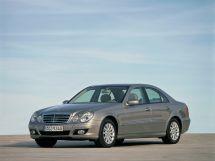 Mercedes-Benz E-Class рестайлинг 2006, седан, 3 поколение, W211