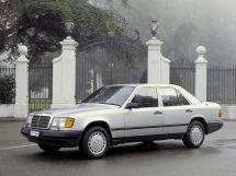 Mercedes-Benz E-Class 1984, седан, 1 поколение, W124