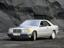Mercedes-Benz E-Class 1987, купе, 1 поколение, C124