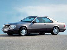 Mercedes-Benz E-Class рестайлинг 1993, купе, 1 поколение, C124