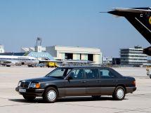 Mercedes-Benz E-Class 1990, седан, 1 поколение, V124