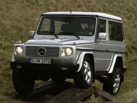 Mercedes-Benz G-Class (W463) 02.2002 - 08.2006
