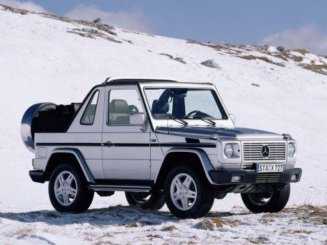 Mercedes-Benz G-Class (W463) 06.1998 - 06.2002