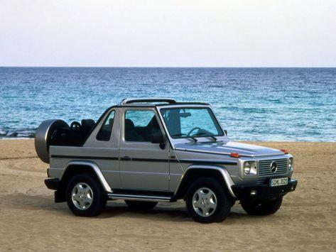 Mercedes-Benz G-Class (W463) 07.1994 - 06.1998