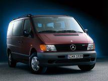 Mercedes-Benz Vito 1 поколение, 03.1996 - 07.2003, Минивэн