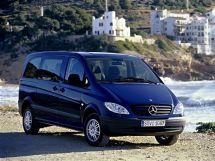 Mercedes-Benz Vito 2 поколение, 08.2003 - 02.2010, Минивэн